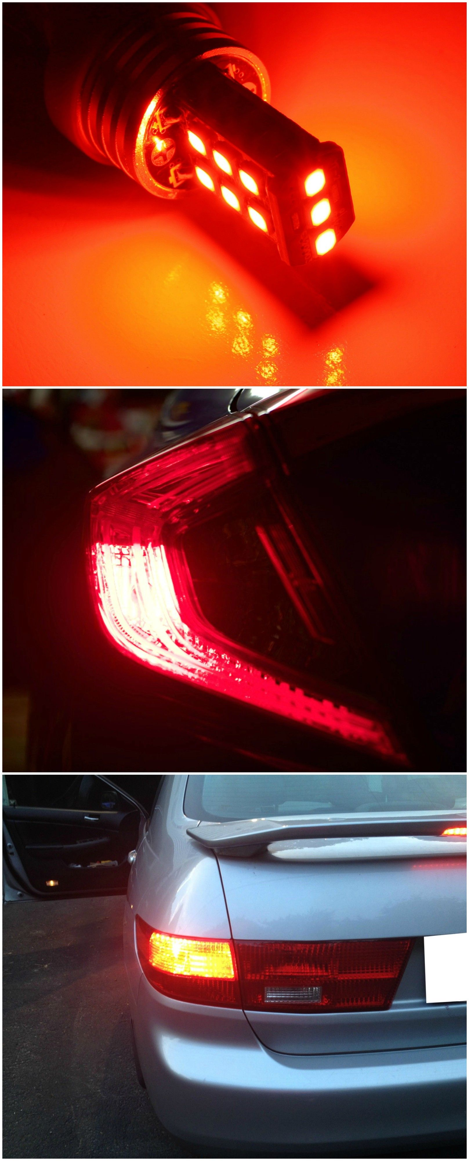 Why Simply Brake When You Can Strobe As Well With The 15 Smd 7443 T20 Led Brake Tail Replacement Bulbs You Can Add A Cool Led Replacement Bulbs Bulb Strobing