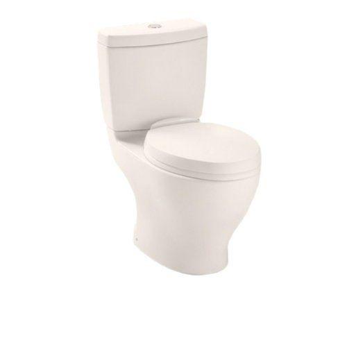 Toto Cst412mfno 11 Aquia Dual Flush Toilet 1 6 Gpf And 0 9 Gpf Colonial White Click Image To Review More Dual Flush Toilet Toilet Beautiful Bathroom Decor