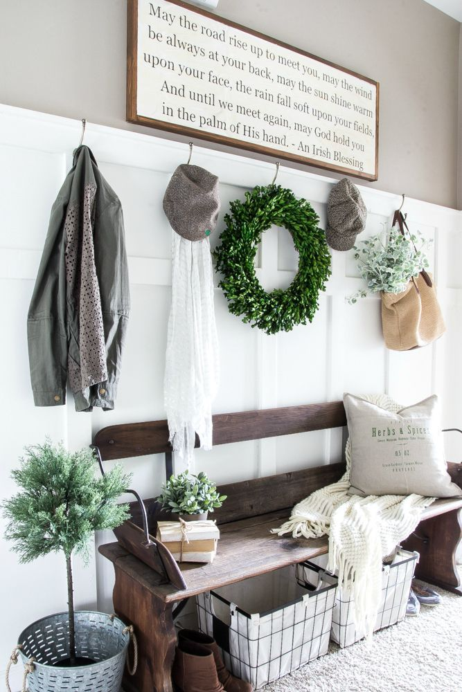 Making home from the heart farmhouse style farm house and mudroom making home from the heart httpblesserhouse how to incorporate items with personal meaning into your home decor solutioingenieria Choice Image