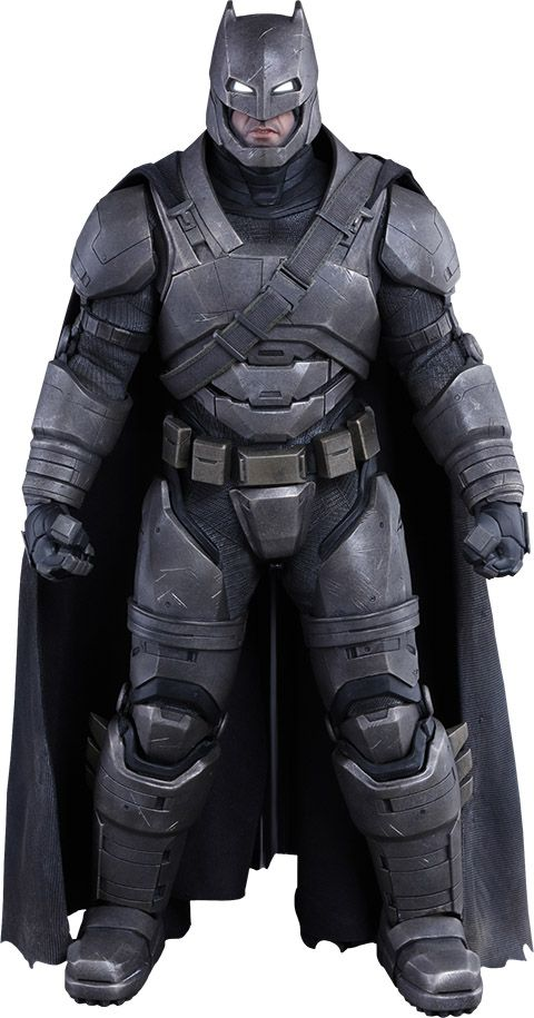 Batman v Superman Armored Batman Sixth-Scale Figure  ad3c6830399