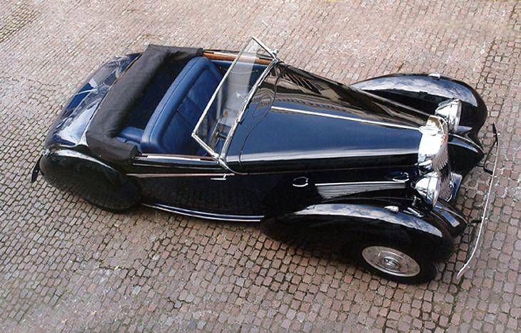 1939 Lagonda V12 Rapide 4 Litre Short Chassis Drophead Coup Chassis
