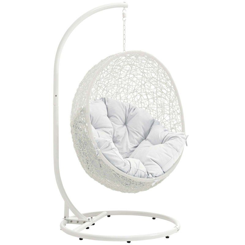 Valletta Swing Chair With Stand Swinging Chair Egg Swing Chair
