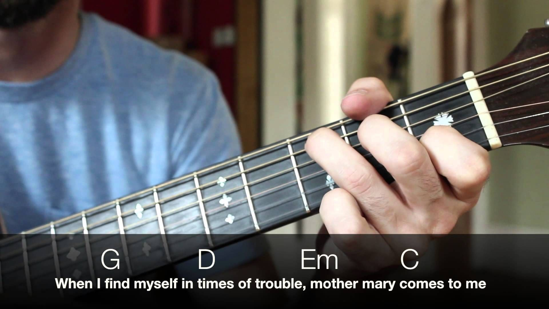 Learn 10 Easy Beatles Guitar Songs With Only 4 Chords ...