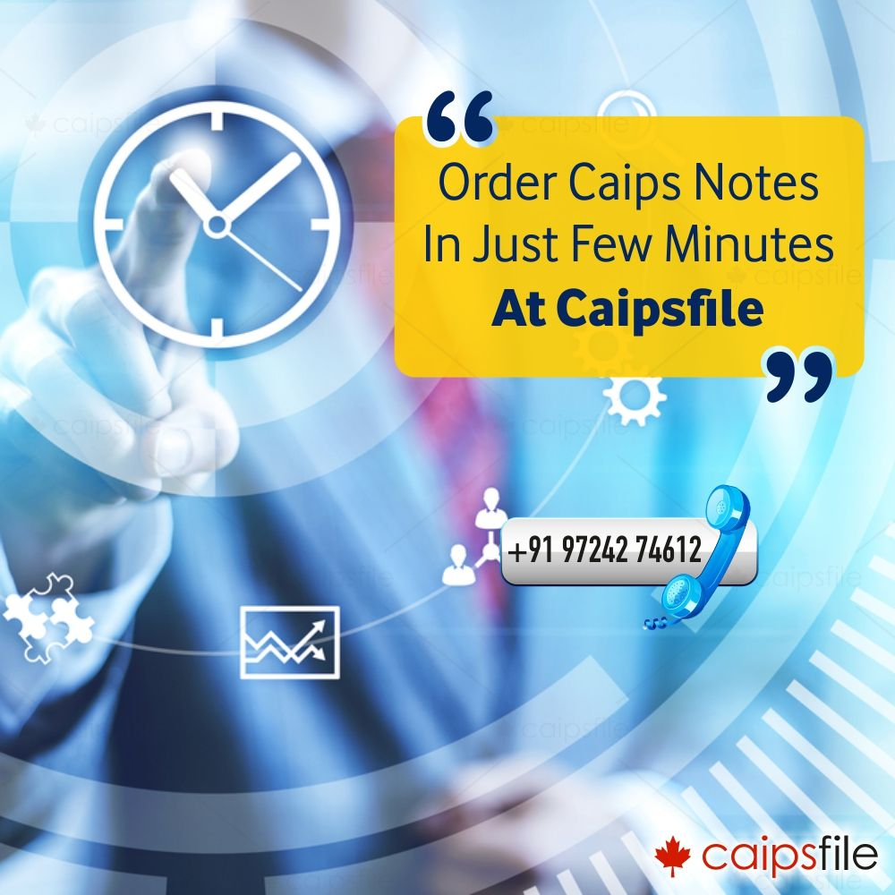 Caips notes notes online notes how to apply
