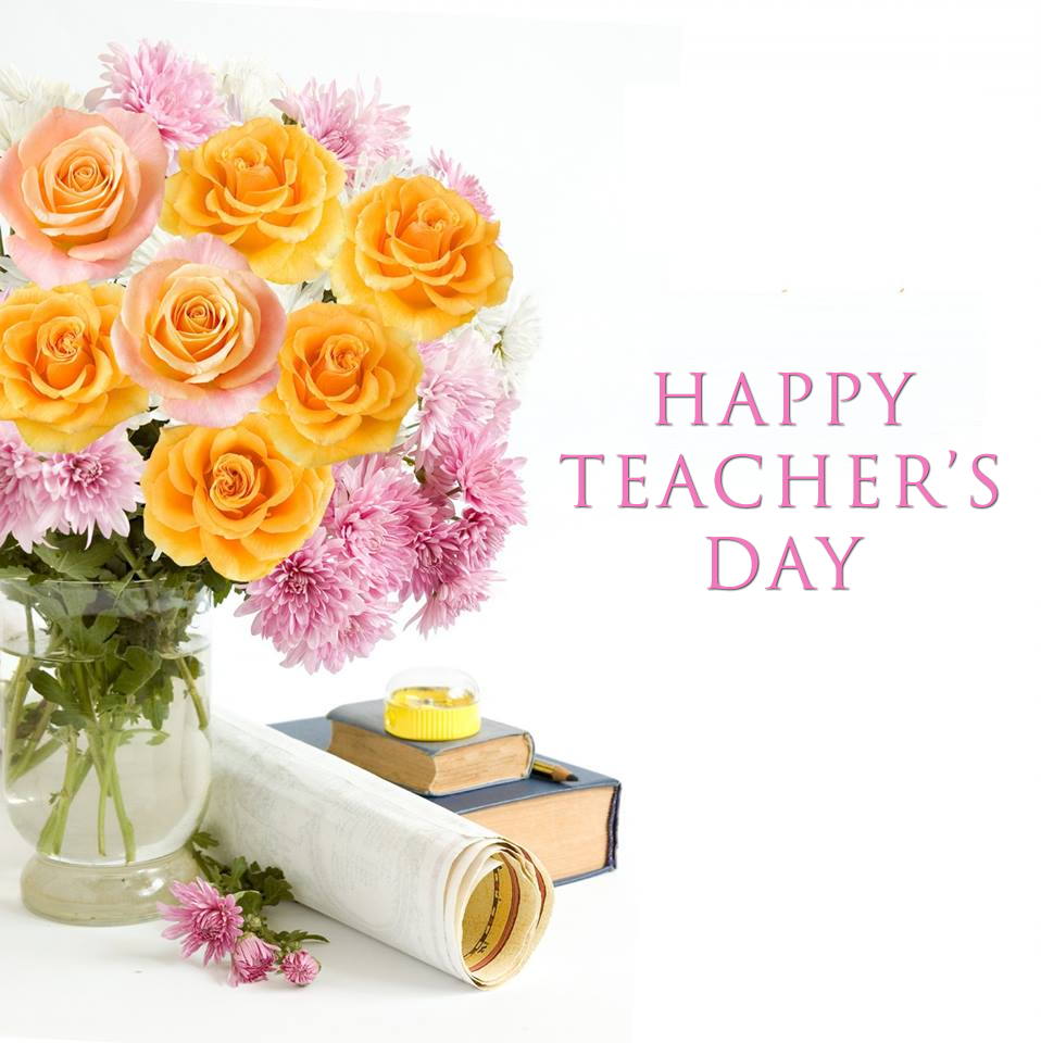 Better Than A Thousand Days Of Diligent Study Is One Day With A Great Teacher Japanese Proverb Happy Teachers Day Card Happy Teachers Day Teachers Day