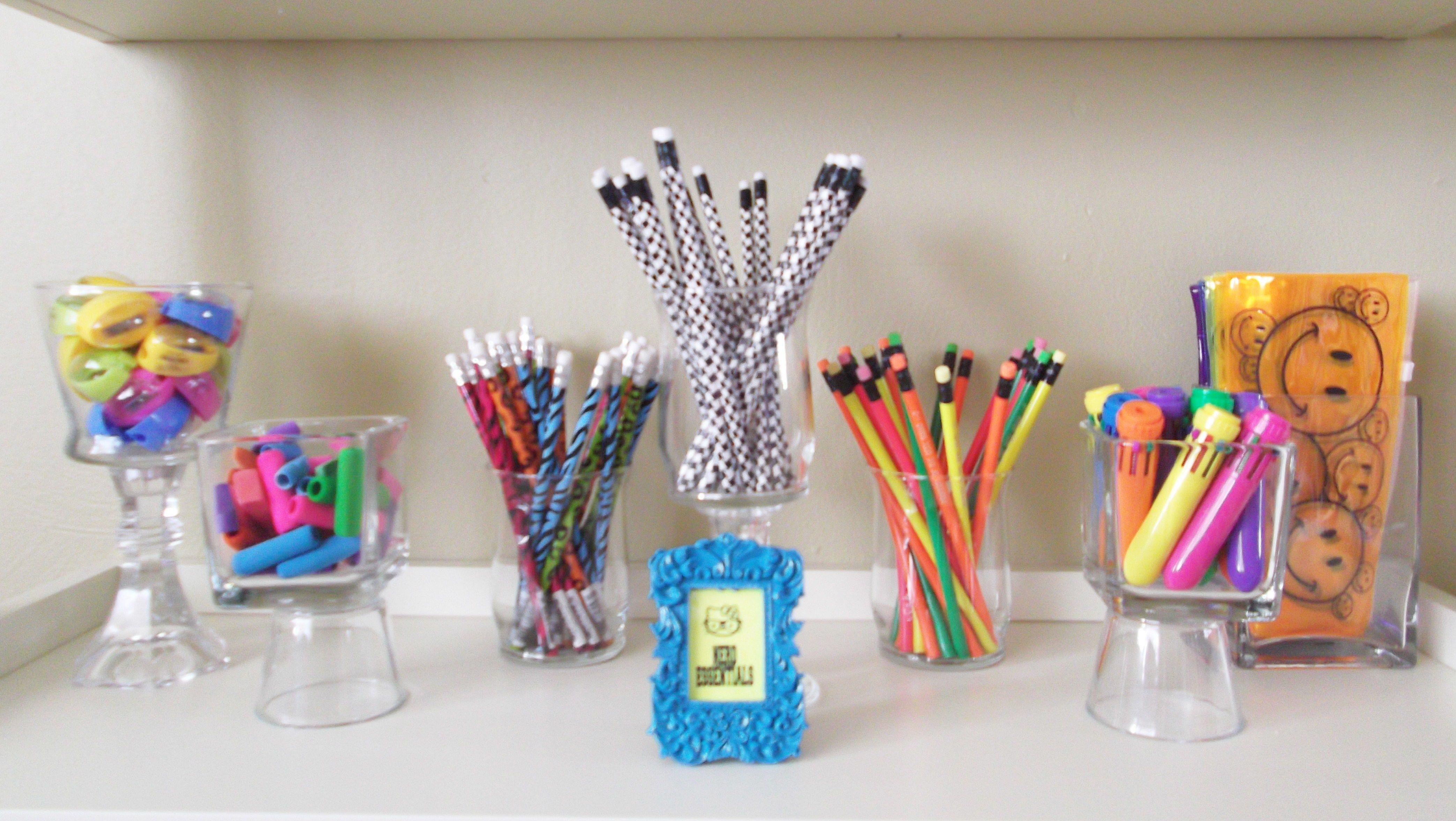 Nerd Essentials Pencils Erasers Pencil Grips Pencil