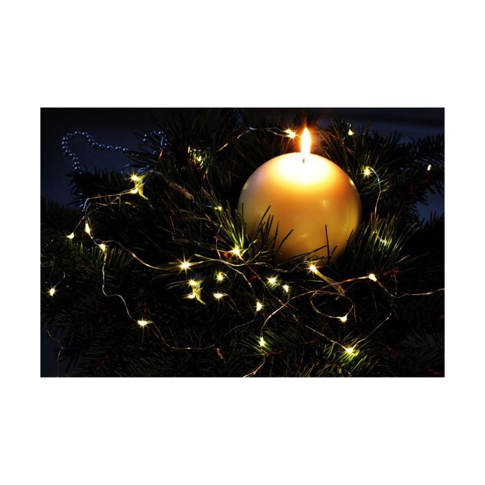 Lampki Choinkowe Na Druciku 20 Led Biale Cieple 1 9 M Na Baterie Lampki Choinkowe W Atrakcyjnej Cenie W Sklepach Le Tea Lights Tea Light Candle Candlelight