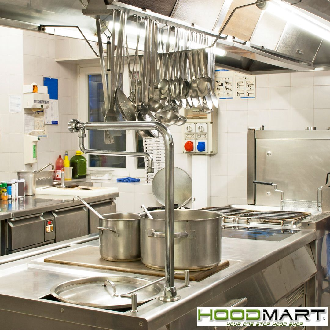 Buy Hoodmart Kitchen Ventilation Packages And Get A Direct Line To A Professional Technical Support Team And I Kitchen Ventilation Kitchen S Commercial Kitchen