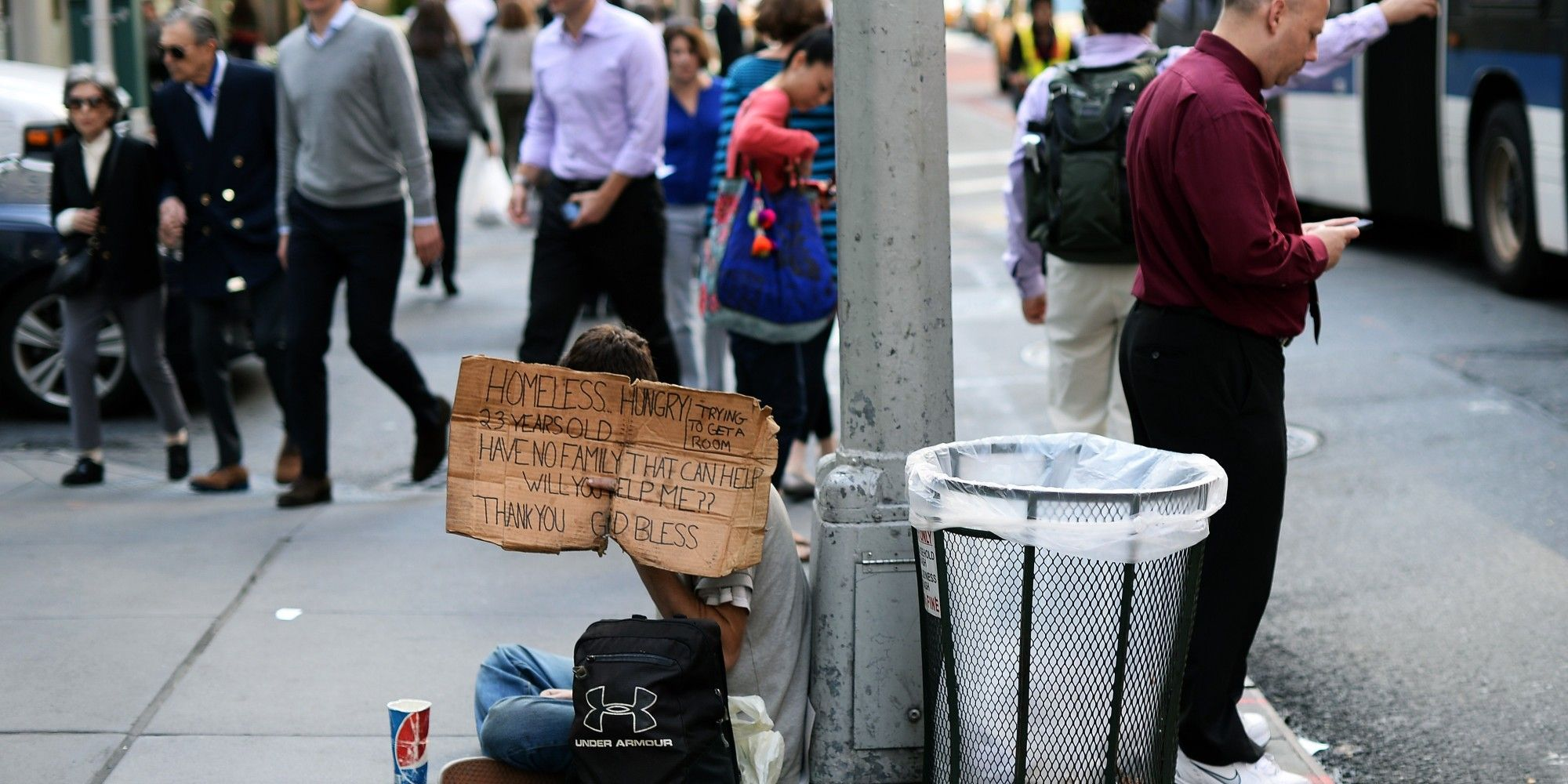 Reject The Status Quo To Break The Cycle Of Homelessness Homeless Homeless Families Helping The Homeless