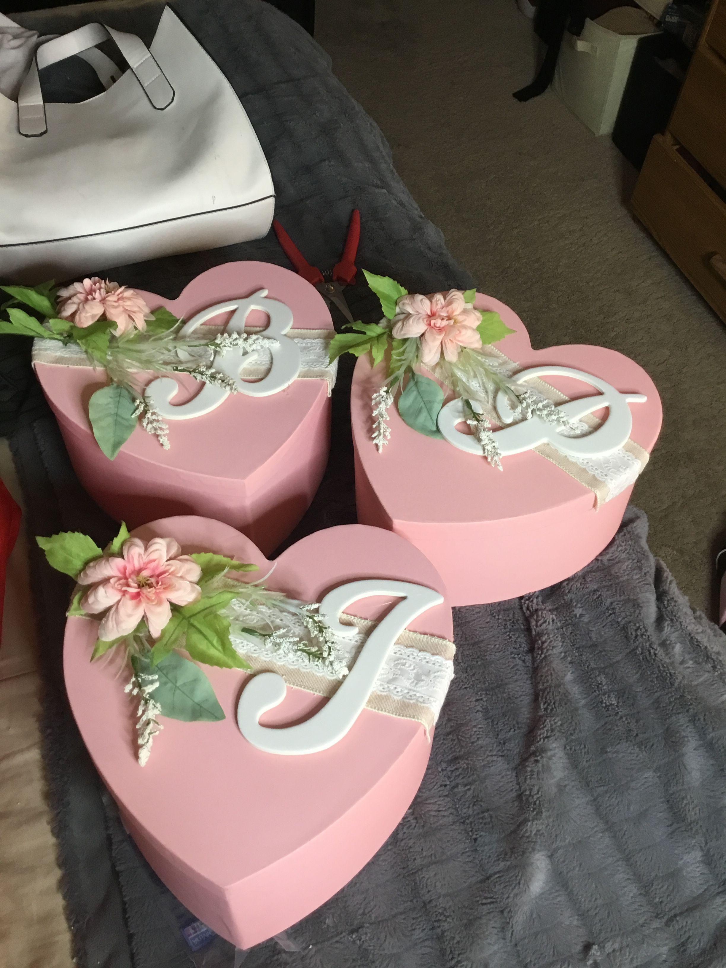 Bridesmaids proposal boxes   Wedding planning   Pinterest   Damitas ...
