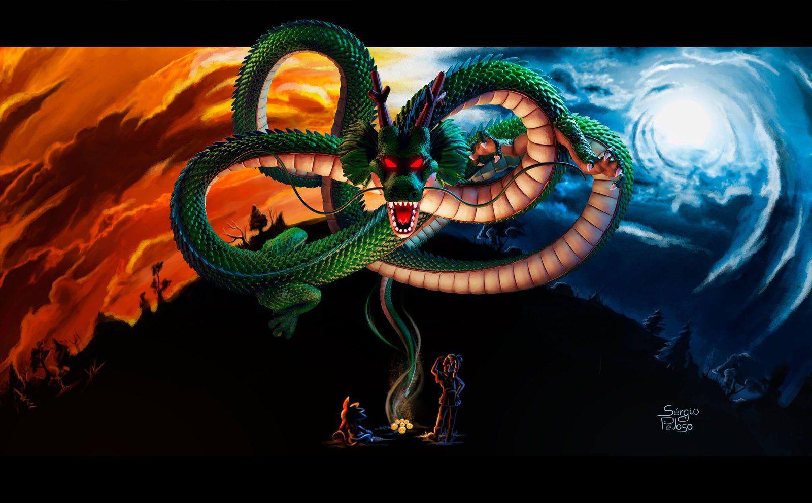 8 Visions Of The Dragon God Shenlong Dragon Ball Super Wallpapers Dragon Ball Wallpapers Dragon Ball Wallpaper Iphone