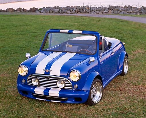 1966 austin mini cooper speedster convertible custom sweet odd rare rides pinterest. Black Bedroom Furniture Sets. Home Design Ideas