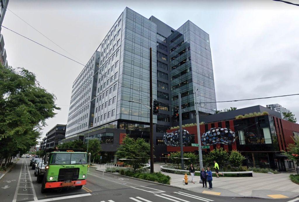 Amazon Brazil office in Seattle, Washington D.C trong 2020