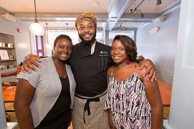 Jerk City? After success in Montclair, Jamaican chef opens Newark cafe