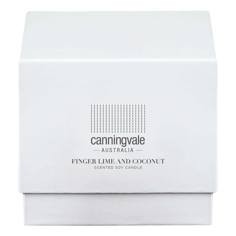 Canningvale Australia Scented Soy Candle Blood Orange