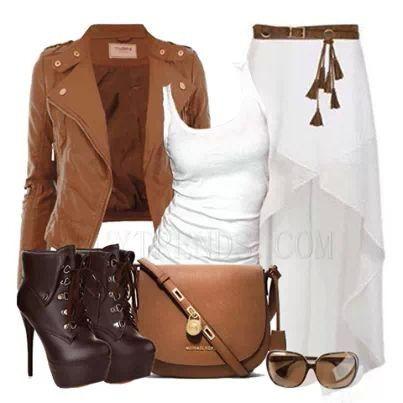 Faldas y accesorios