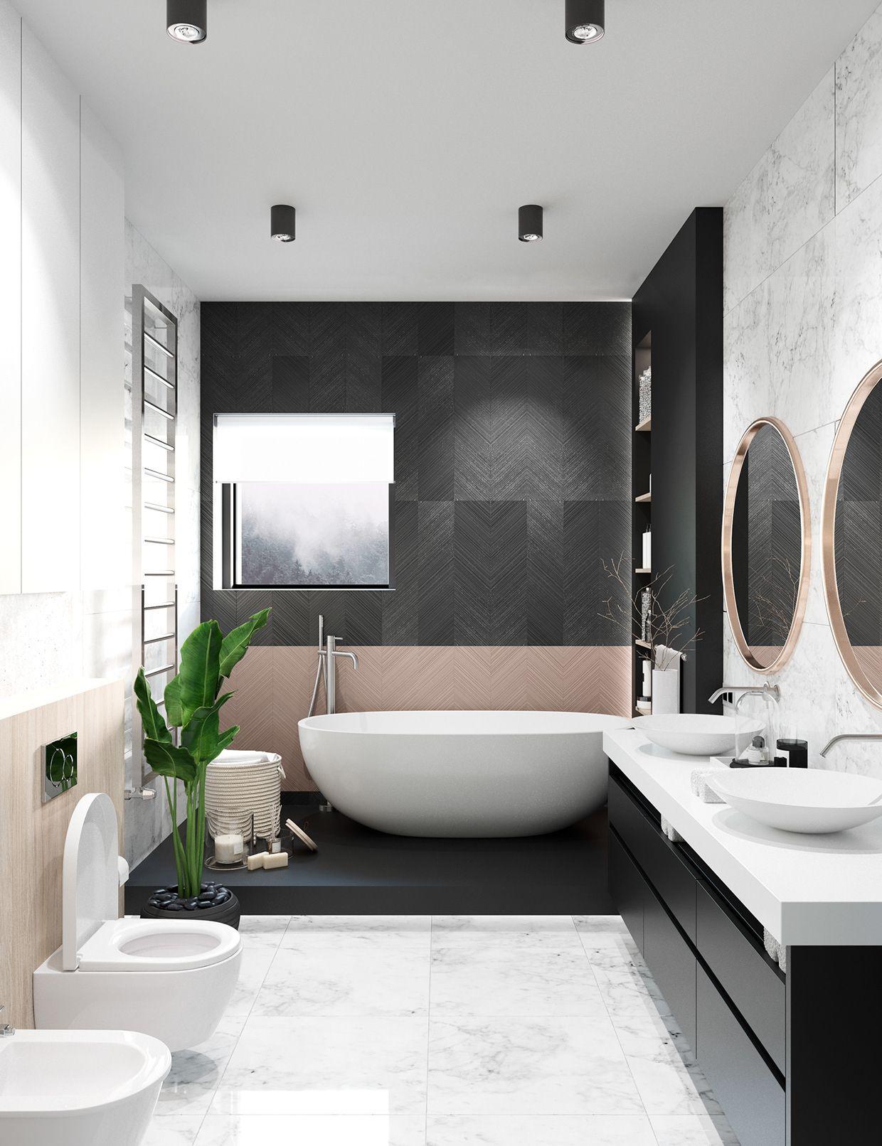 Pin von Sam Shepherd auf bathrooms   Pinterest   Badezimmer ...