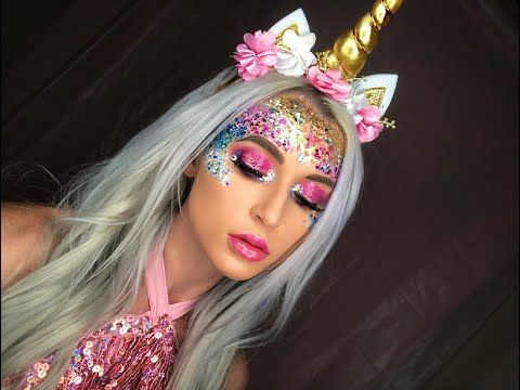 Unicorn Glitter Makeup Tutorial