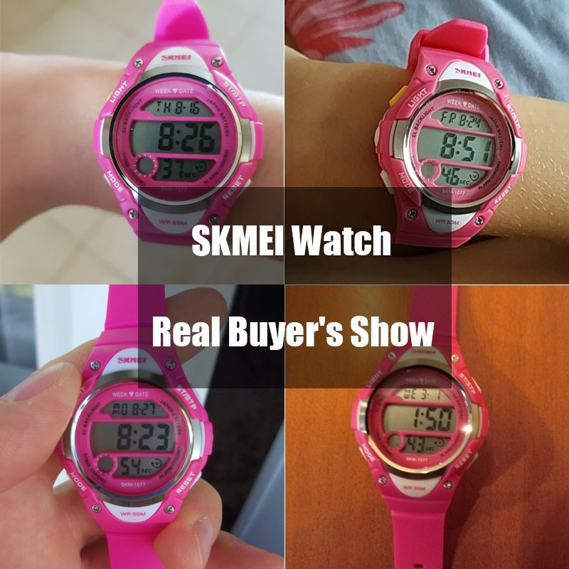 Check Price SKMEI Kids's Watches Prime Youngsters Watches