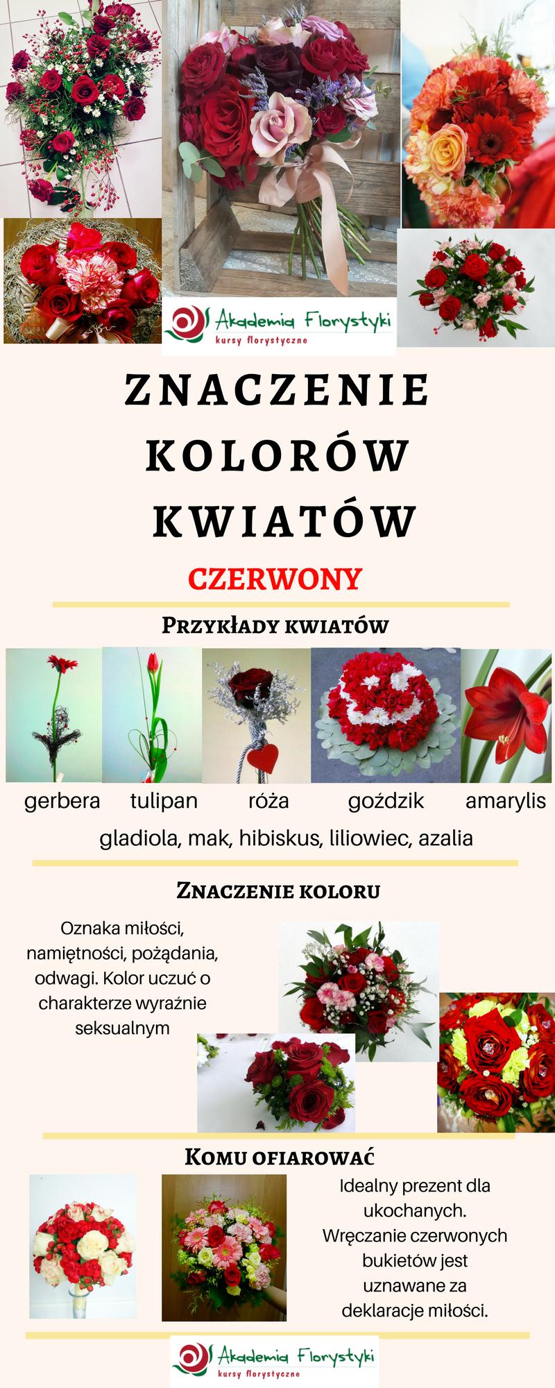 Znaczenie Kolorow Kwiatow Czerwony Roze Milosc Flowers
