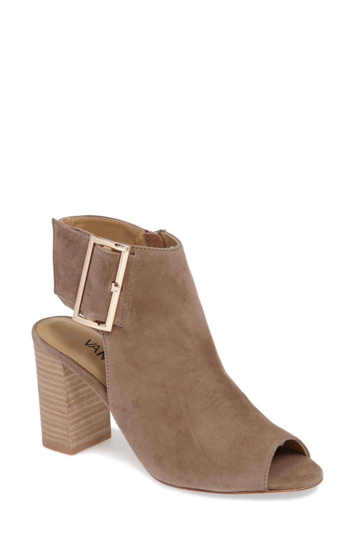 5bce6e0577e Bisa  Peep Toe Slingback Sandal (Women)
