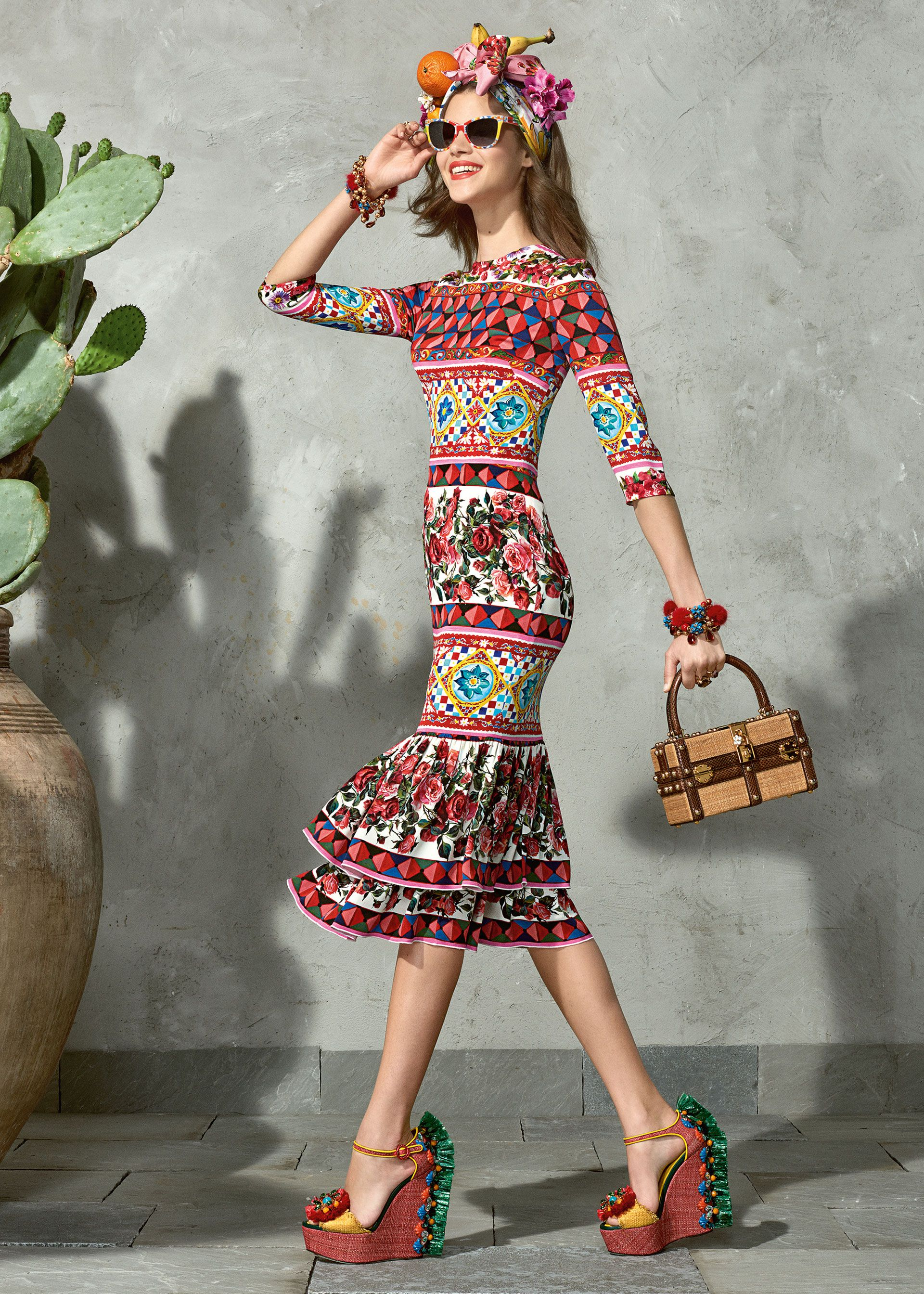 Discover the new Dolce Gabbana Women s Mambo Collection for Summer 2017 and  get inspired. 2a18647f61f