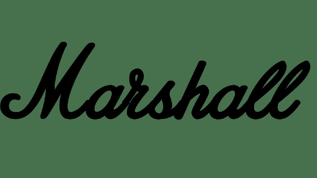Marshall Logo Evolution Marshall Logo Marshall