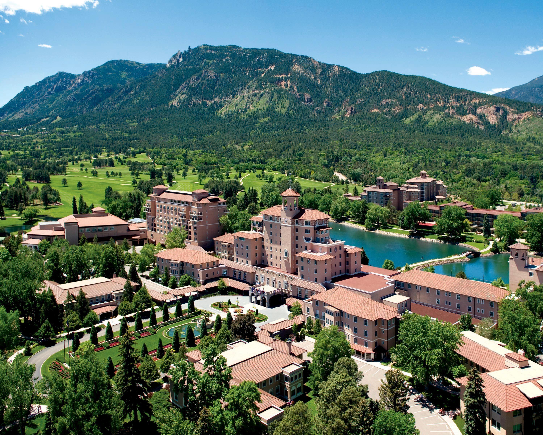 The Broadmoor, Colorado Springs, Colo. #aaa #travel #coloradosprings ...