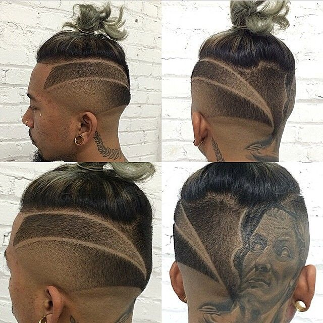 10 Insanely Cool Haircut Designs | Haircut designs, Haircuts and ...