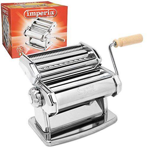 Imperia Pasta Maker Machine 150 By Cucina Pro Heavy D Pasta Maker Machine Pasta Maker Pasta Machine
