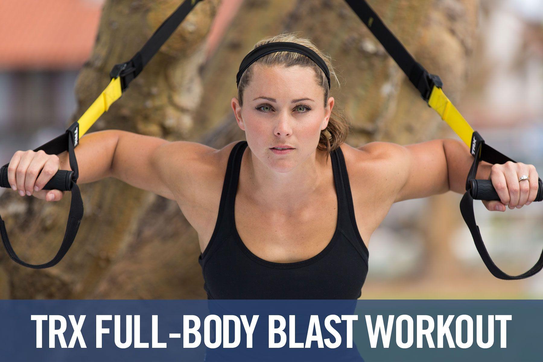 Trx body blast que es