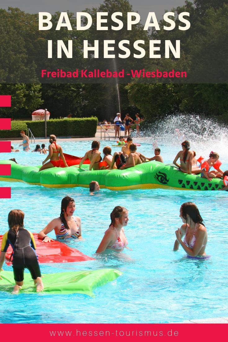 Wiesbaden Badesee