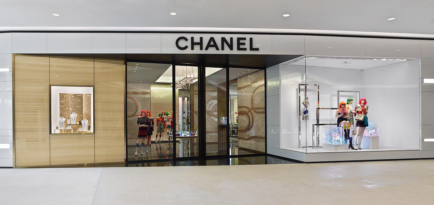 f98766e4d7 chanel Interior Shop, Interior Windows, Retail Interior, Chanel Store,  Peter Marino,