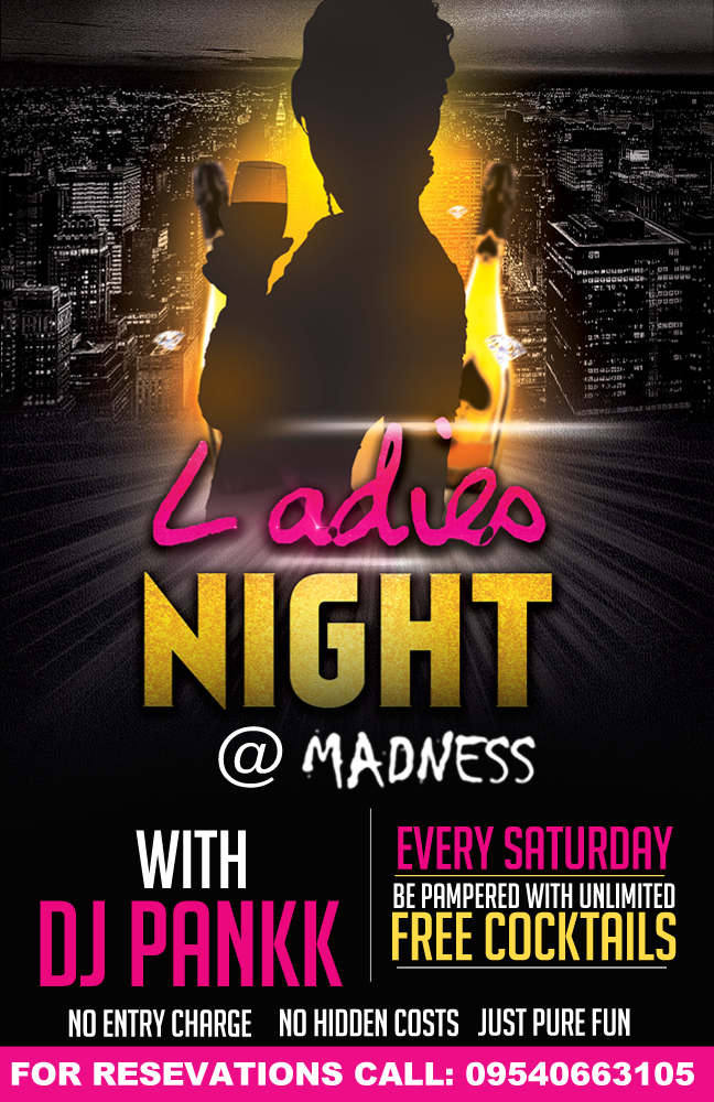 Ladies Night Social Media Expert Dj Free Pure Fun