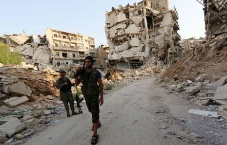 """فريق """"روسيا اليوم"""" يتعرض للاعتداء من قبل مسلحين في طرابلس شمال لبنان"""