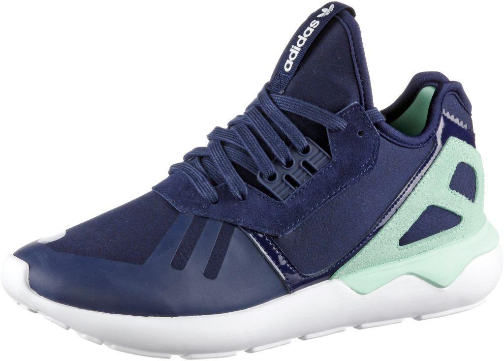online store 5a2e3 4ddbc adidas TUBULAR RUNNER W Sneaker Damen schwarz
