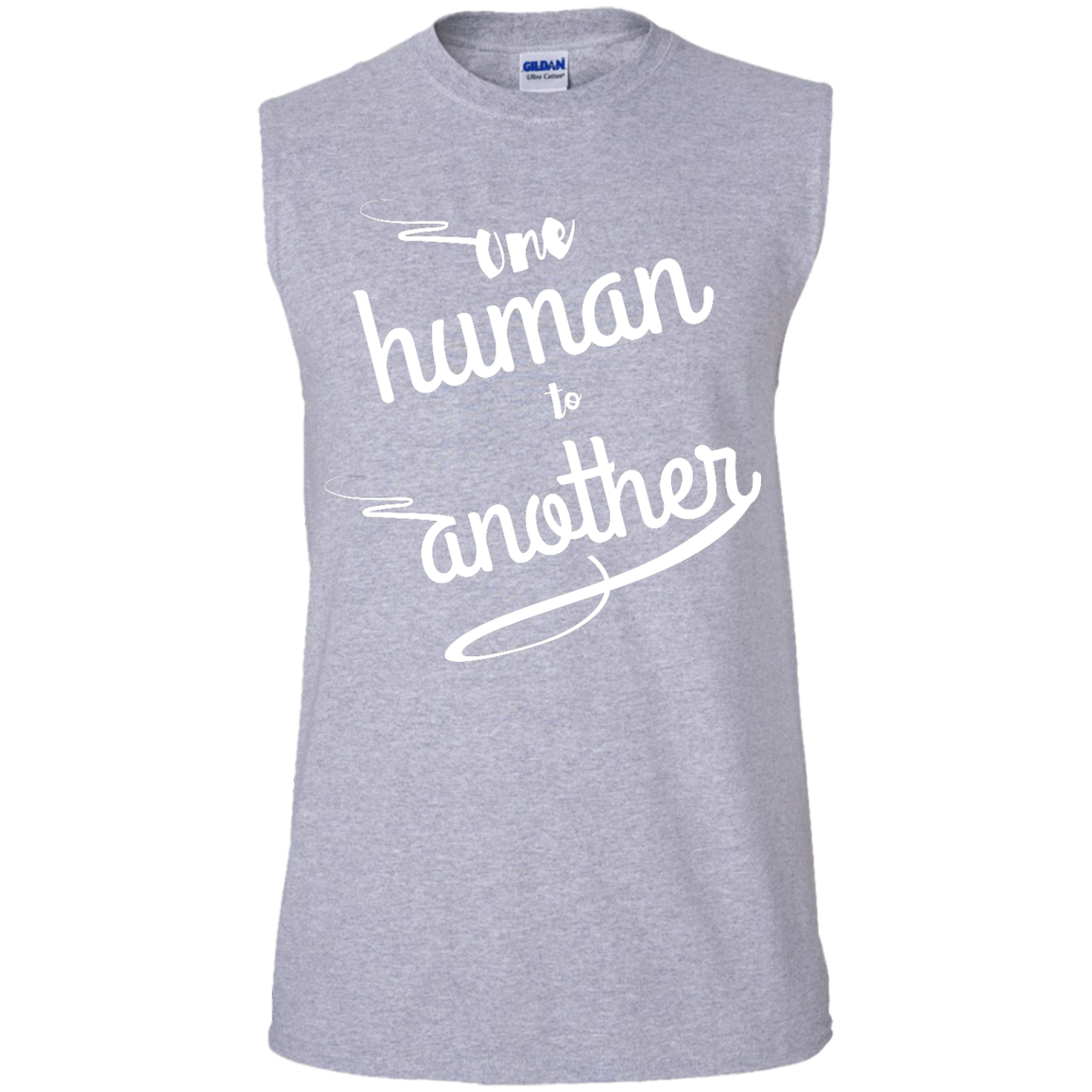 One Human To Another | Performance T-Shirt