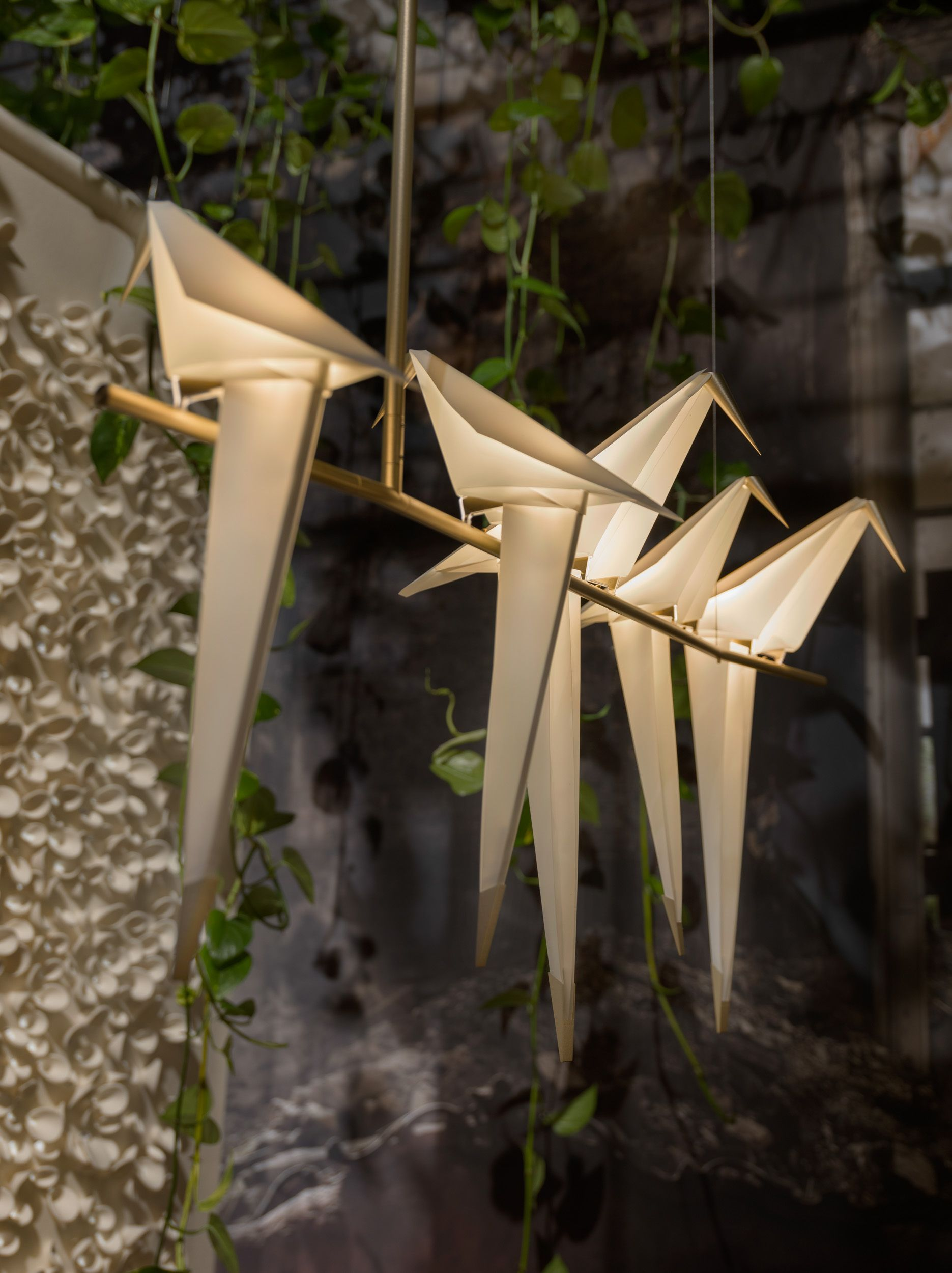 Perch Light Branch By Umut Yamac For Moooi | How Many Birds Would You Like  To