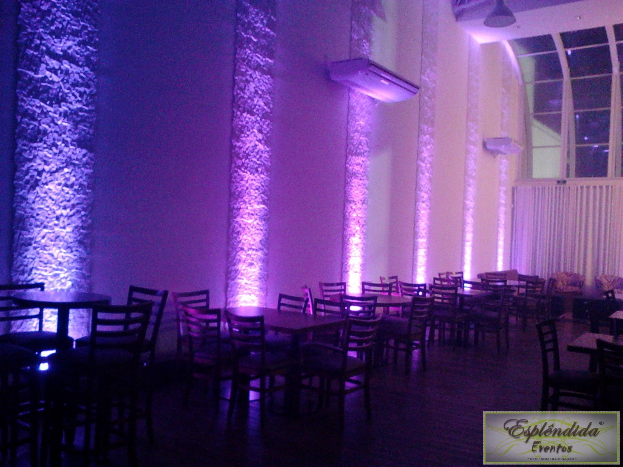 ***Iluminação Decorativa em LED*** https://www.facebook.com/EsplendidaEventosBrasil