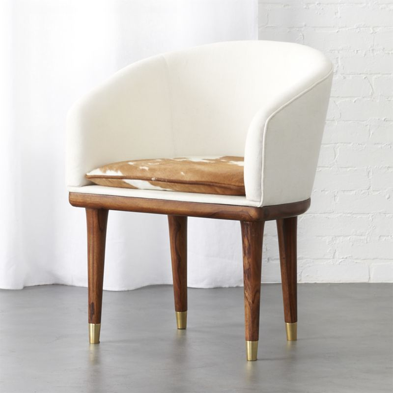 viceroy cowhide chair | cowhide chair, living rooms and antique