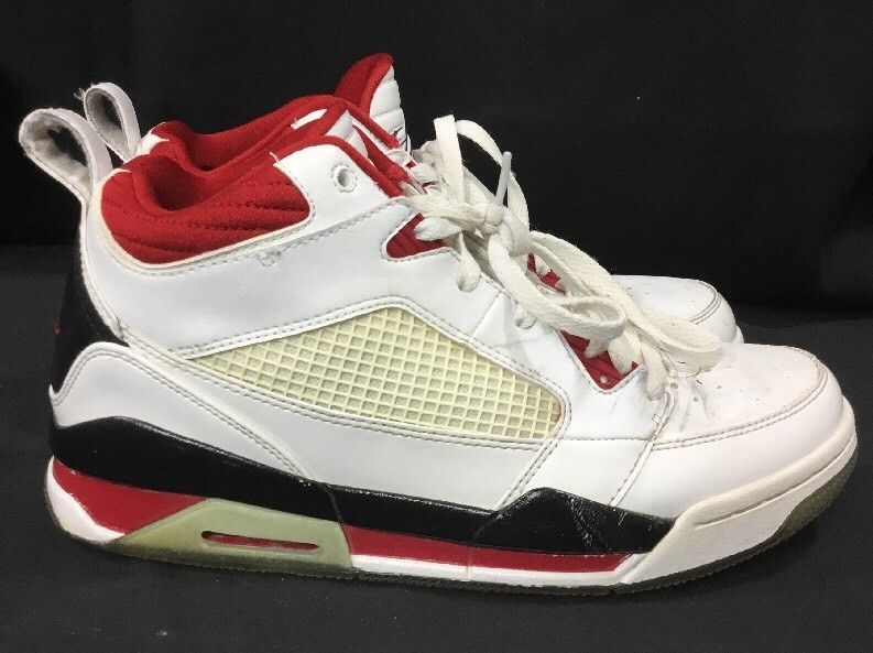 buy online 2ff10 f9335 Nike Air Jordan Flight 9 Mens Red Black White Basketball Sneakers Size 8.5   fashion  clothing  shoes  accessories  mensshoes  athleticshoes  ad (ebay  link)