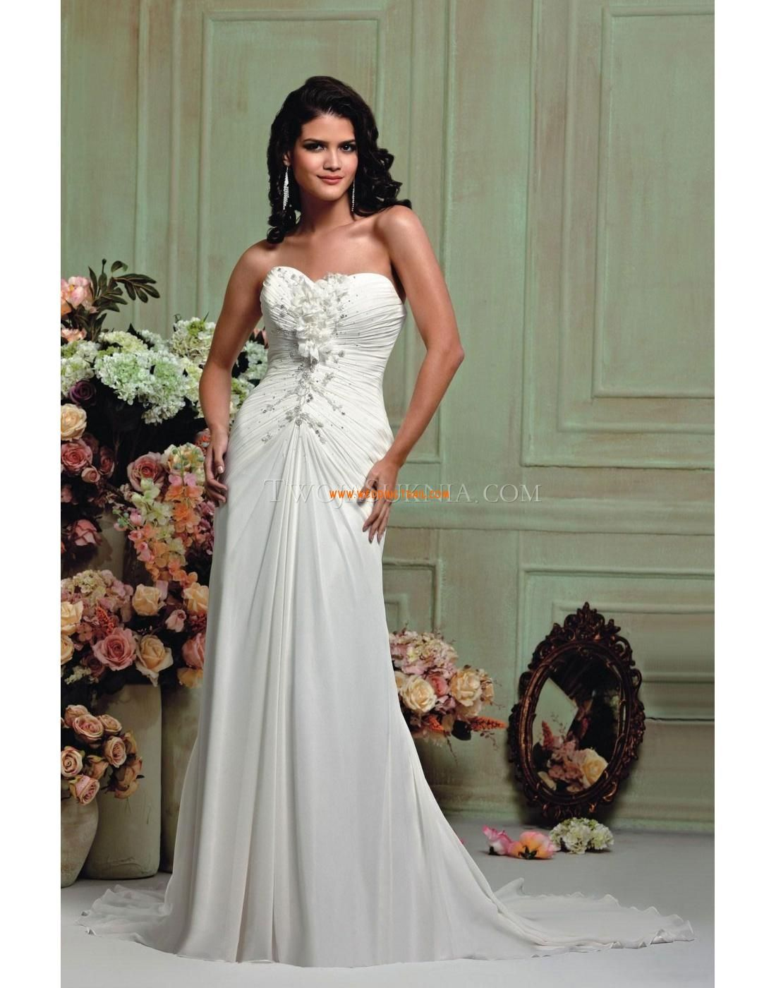 Wedding Dress Veromia VR 61201 Veromia