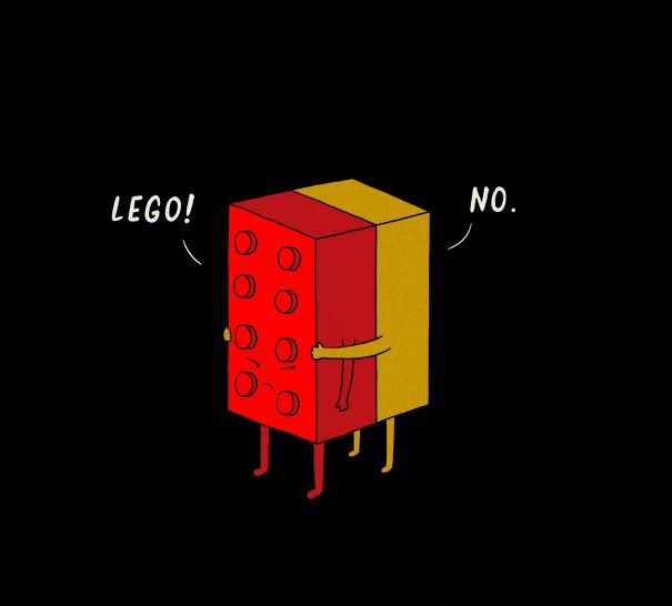 50 Of The Funniest LEGO Jokes Ever