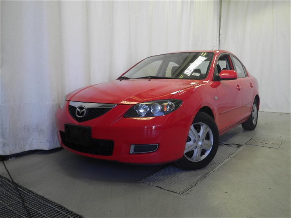 Mazda3 - Impressive gas mileage, and is a sporty-looking car for ...