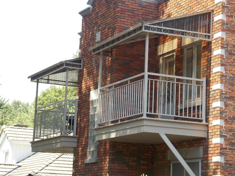 Installation De Balcon Montreal Les Entreprises Vaudry Et Villeneuve Inc Fabrication Fibre De Verre Rive Nord Gatineau Rive S Outdoor Decor Stairs House