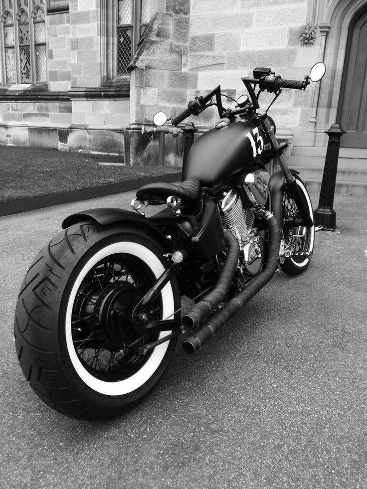 Bobber Inspiration Bobberbrothers Motorrad Harley Davidson Customs D … – … -…