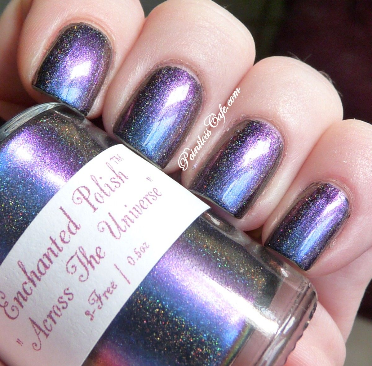 Enchanted Polish Across The Universe Nail Polish Manicures