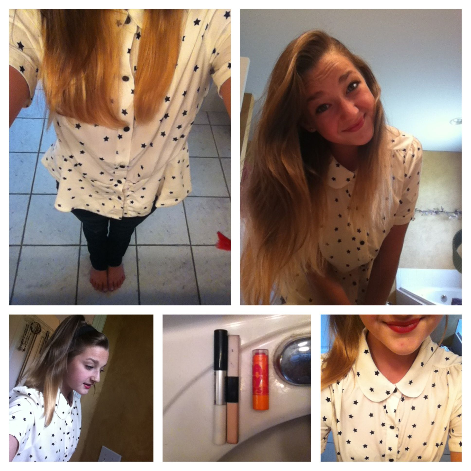 Inspired By Zoella: OOTD! Inspired By Zoella :