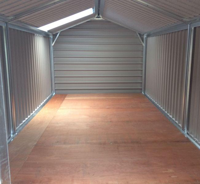 Garden Sheds Gorey adman steel sheds, ireland's premier steel & garden shed