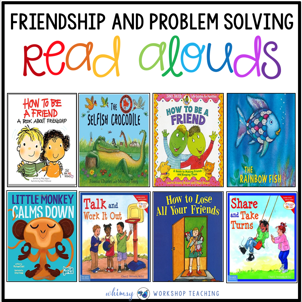 resolving problem friends Let's be friends is a prevention curriculum that teaches young children positive  social skills  social skills involved in group problem solving is well worth it.